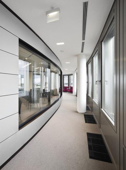 Life Glastrennwände von Lindner Group | Trennwandsysteme Büro