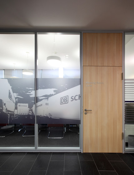 Life glass partition walls de Lindner Group | Cloisons de bureau