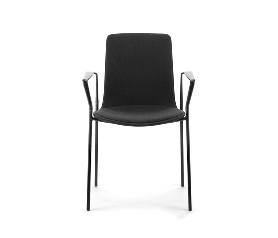 Lottus Chair di ENEA | Sedie visitatori