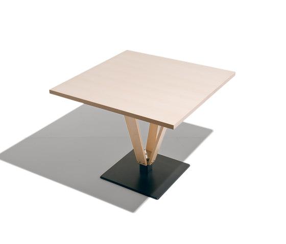 ribot collection table von Schönhuber Franchi   Esstische