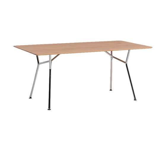 Tablat Table by Atelier Pfister | Dining tables
