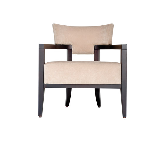 newton armchair by Schönhuber Franchi | Lounge chairs