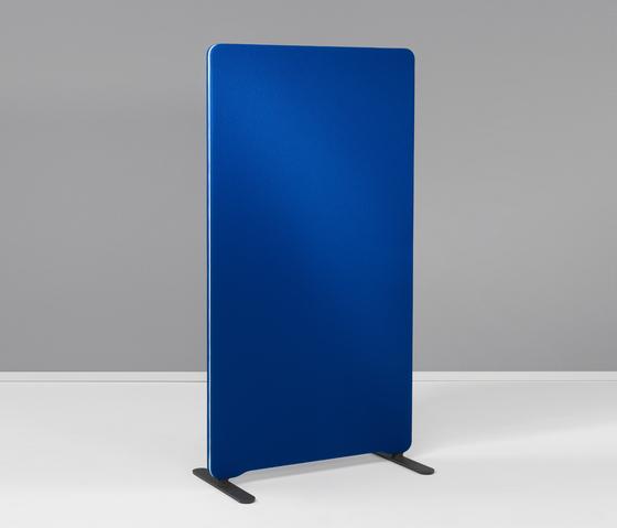 Edge Floor Screen by Lintex   Space dividers
