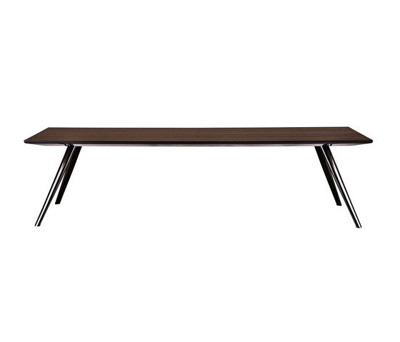 Evans by Minotti | Dining tables