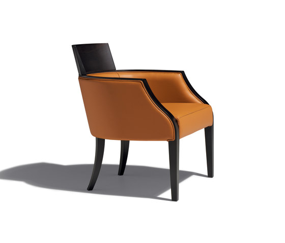 polaris armchair by Schönhuber Franchi | Lounge chairs