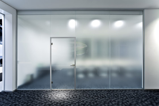 Glass Partition Wall Systems