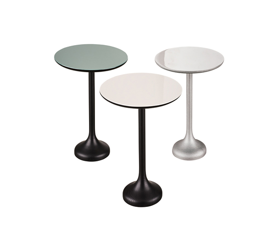 Warren side tables from minotti architonic for Table warren silex