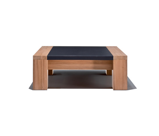 bali collection low table de Schönhuber Franchi | Tables basses de jardin