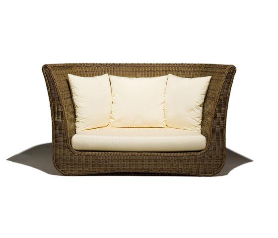 jalan collection classic divano by Schönhuber Franchi | Garden sofas
