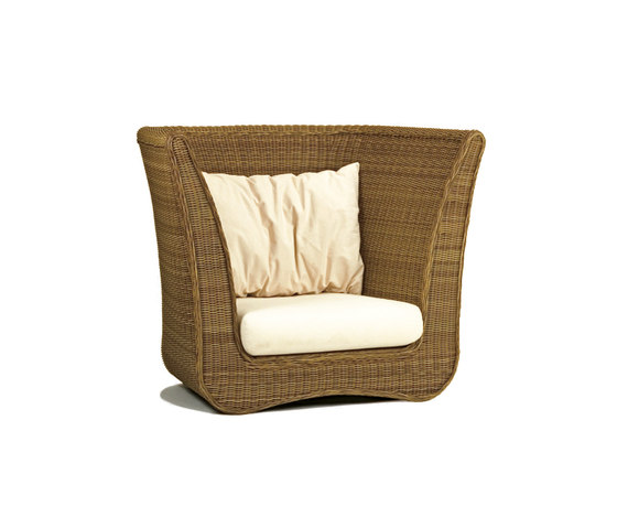 jalan collection classic armchair by Schönhuber Franchi | Garden armchairs