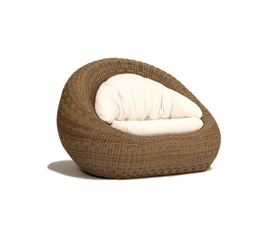 ellisse armchair de Schönhuber Franchi | Sillones de jardín