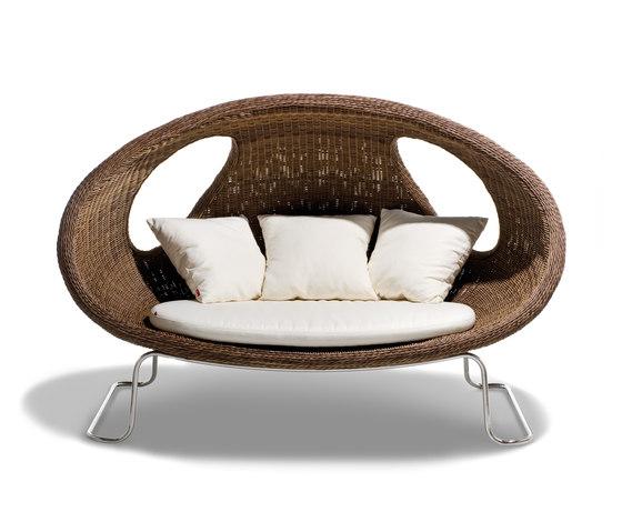 lady bug sofa de Schönhuber Franchi | Sofas de jardin