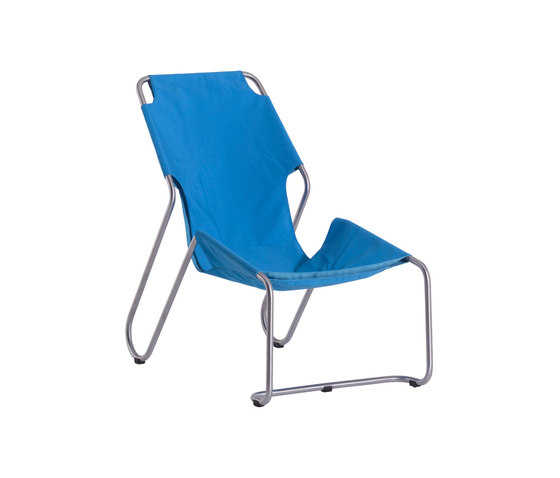 Les Mossettes Loungechair by Atelier Pfister | Garden chairs
