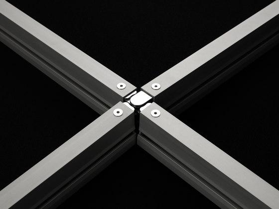M2 Floor Screen von Lintex | Schreibtafeln