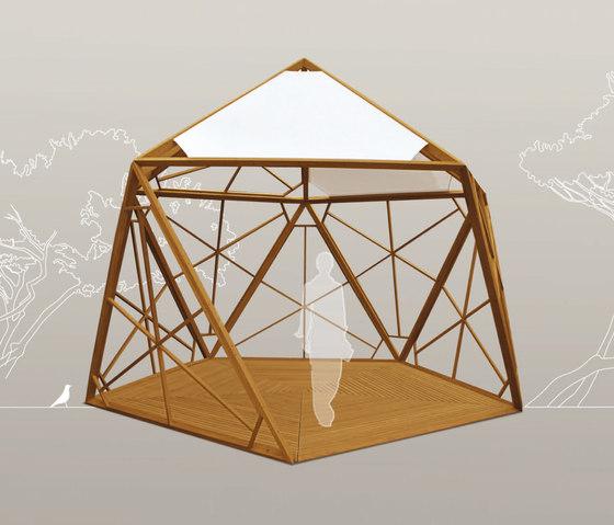Dome di Deesawat | Gazebo da giardino
