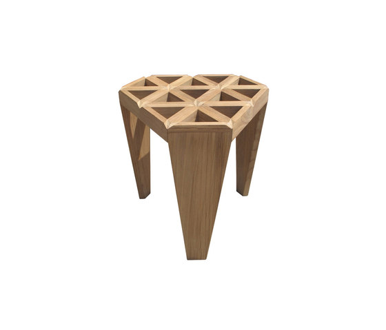 Star Stool by Deesawat | Garden stools