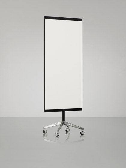 M3 Mobile Whiteboard by Lintex | Flip charts