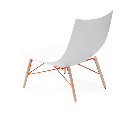 Luc lounge by Rossin | Lounge chairs