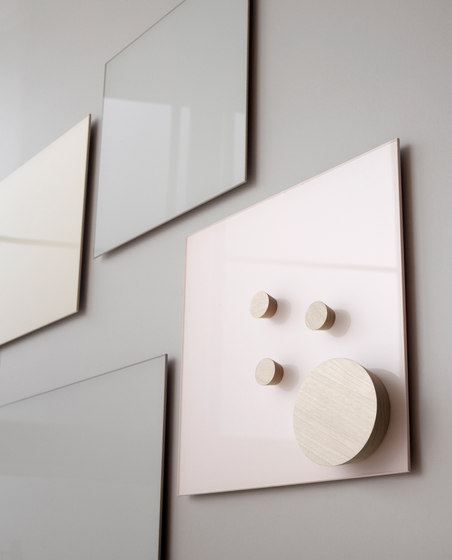 Start Set Birch and Cork by Lintex | White boards