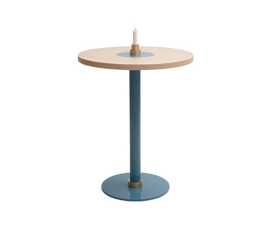Signum small table by Klong | Cafeteria tables