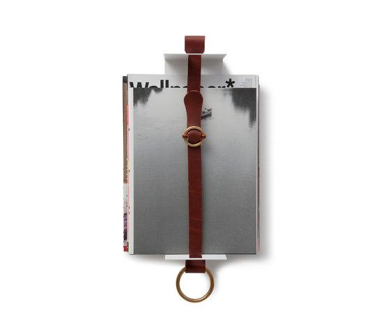 Strapp storage von Klong | Zeitschriftenablagen / -ständer