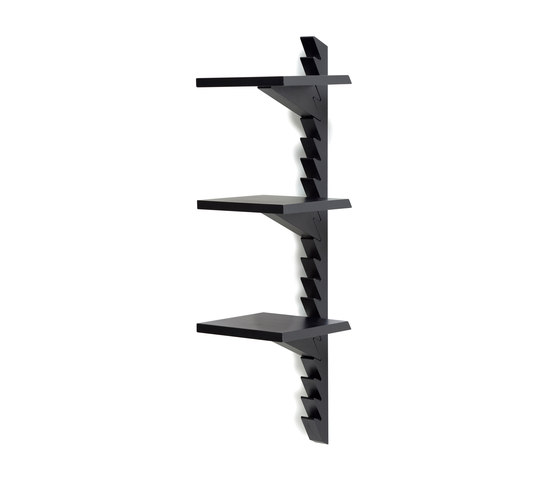 Totem shelf by Klong | Office shelving systems