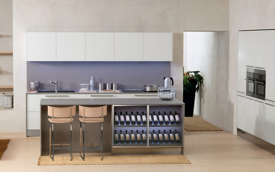 Laevia by Arclinea | Fitted kitchens