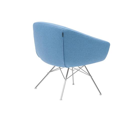 Aiko dining chair de Softline A/S | Sillas para restaurantes
