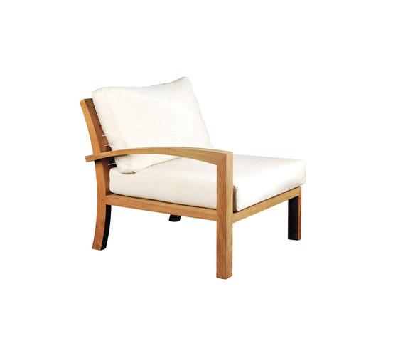 Ixit 70R by Royal Botania | Modular seating elements