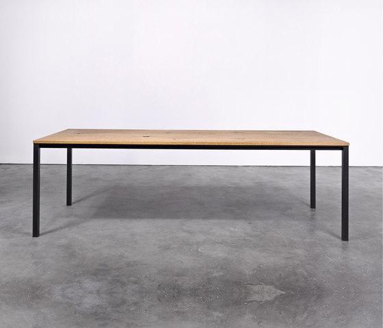 Table at_11 di Silvio Rohrmoser | Tavoli pranzo