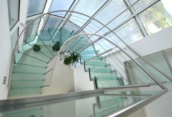 Sevilla Vetro di Siller Treppen | Scale di vetro