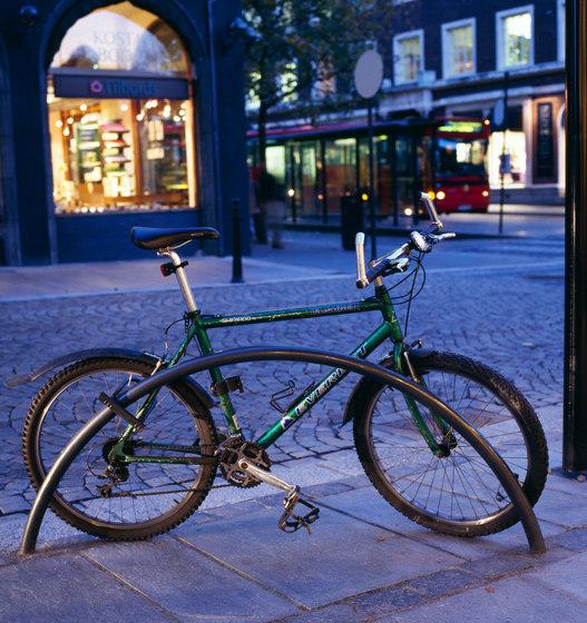 Bøy bicycle rack by Vestre | Bicycle stands