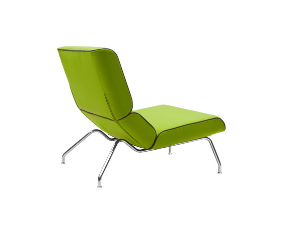 Milo lounge chair di Softline A/S | Poltrone lounge