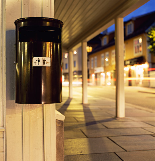 City bin by Vestre | Exterior bins