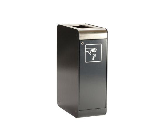 Acceptor 110 by Vestre | Exterior bins