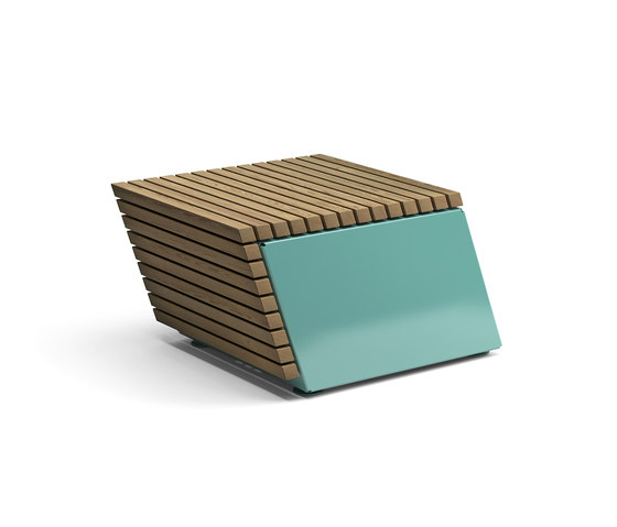 Code bench by Vestre | Exterior chairs