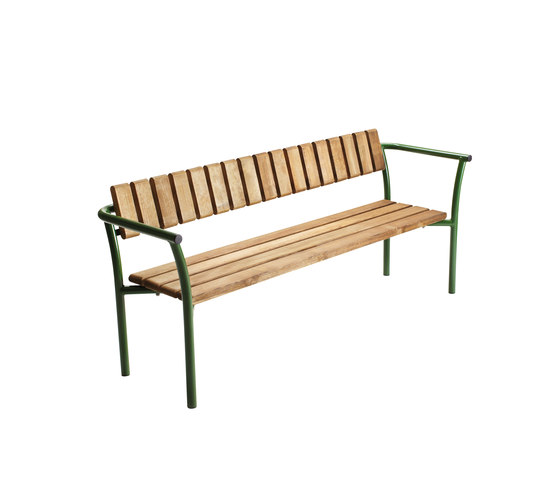 Parc bench by Vestre | Exterior benches