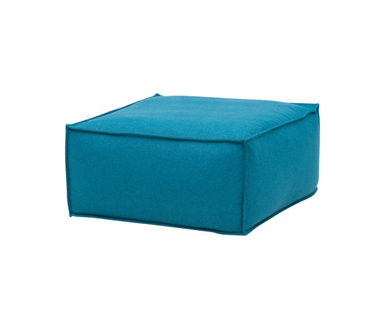 Terra pouf by Softline A/S | Modular seating elements