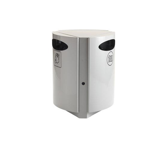 Urban waste container by Vestre | Exterior bins