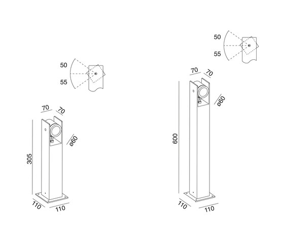 Linus Beam 600 by Wever & Ducré | General lighting
