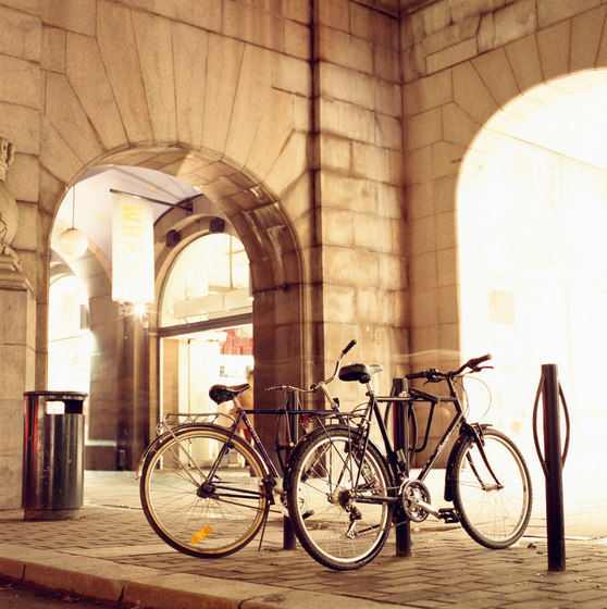 Urban bicycle-post di Vestre | Rastrelliere per biciclette