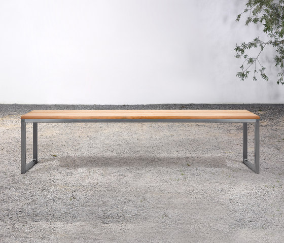 Bench on_05 by Silvio Rohrmoser | Garden benches