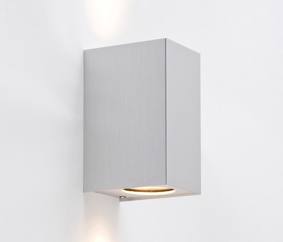 Tube carré up/down grey by Wever & Ducré | General lighting