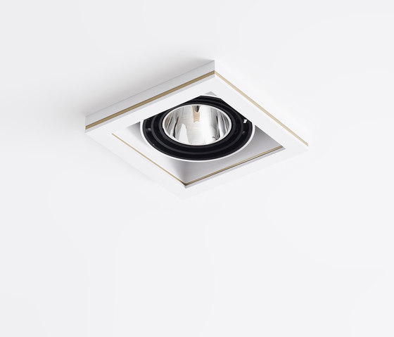 Cocoz square LED white by Wever & Ducré | General lighting