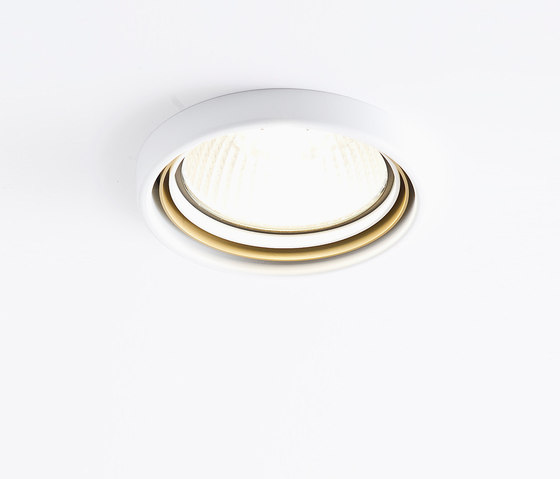Oboq round recessed HIT by Wever & Ducré | General lighting