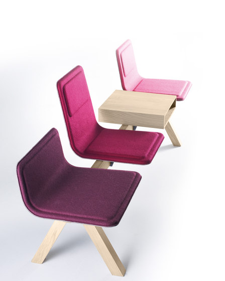 Laia Seating Beam by Alki | Waiting area benches
