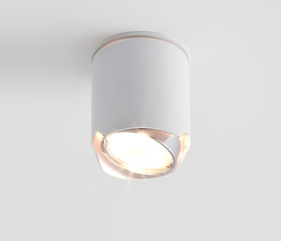 Solid recessed MR16 white by Wever & Ducré | General lighting