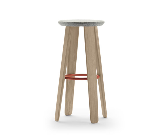 Triku Hight Stool von Alki | Restaurantstühle