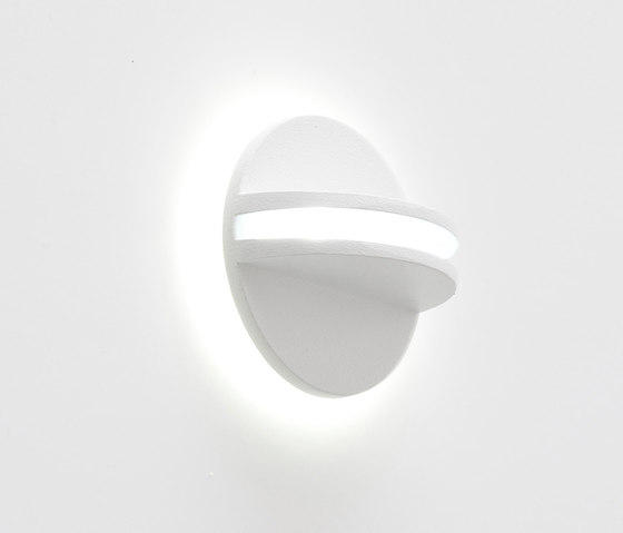Knob recessed white by Wever & Ducré | General lighting
