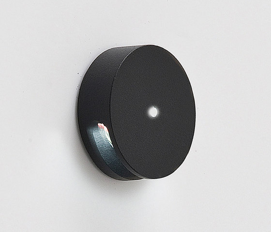 Blink round black von Wever & Ducré | Allgemeinbeleuchtung